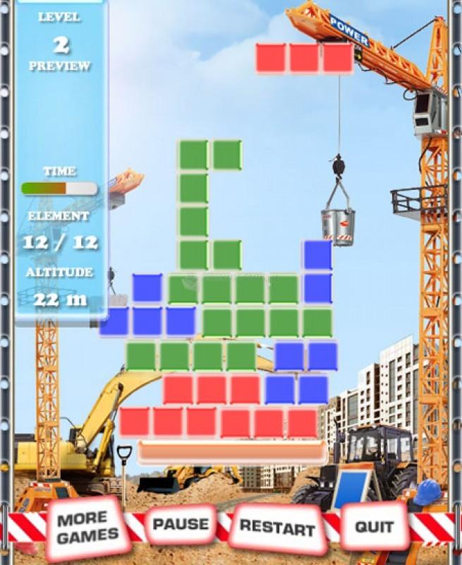 Pantallazo Balancing Building
