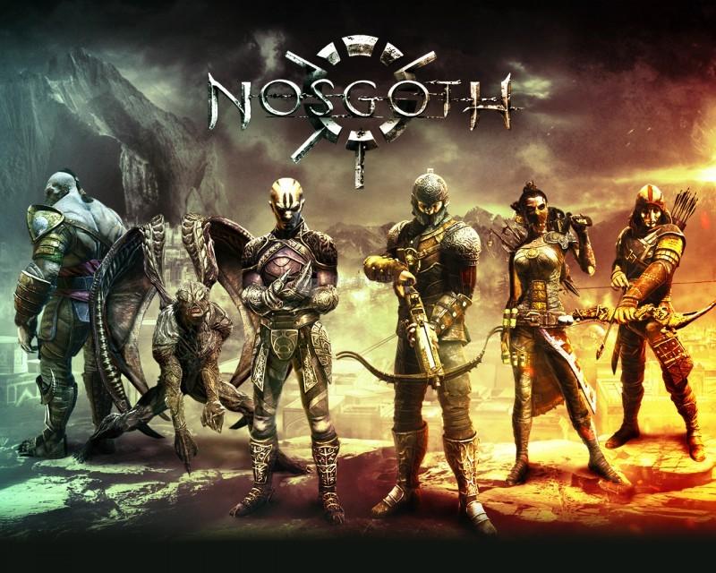 Pantallazo Nosgoth
