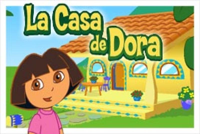 Pantallazo La Casa de Dora