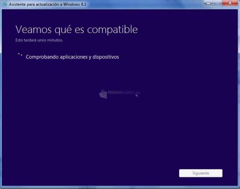 Pantallazo Windows 8.1 Update
