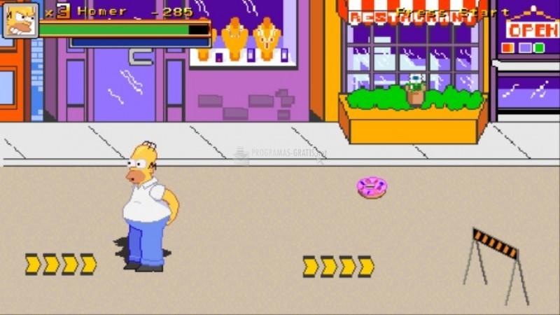 Pantallazo Simpsons: Treehouse of horror