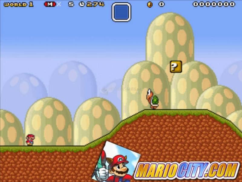 Pantallazo Gry Gry Mario