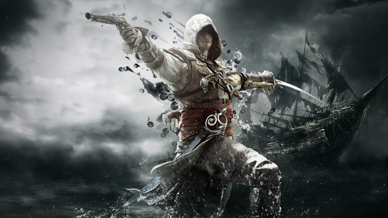 Pantallazo Assassin's Creed 4: Black Flag