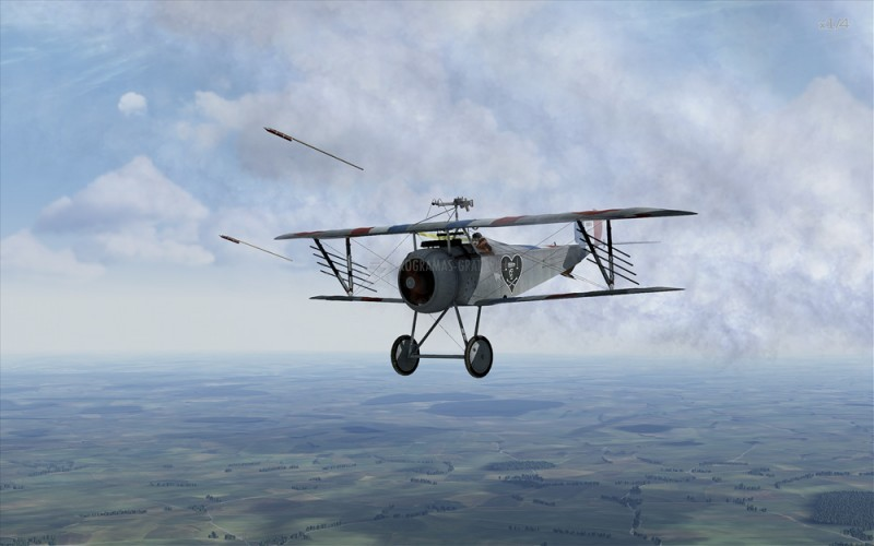 Pantallazo Rise of Flight