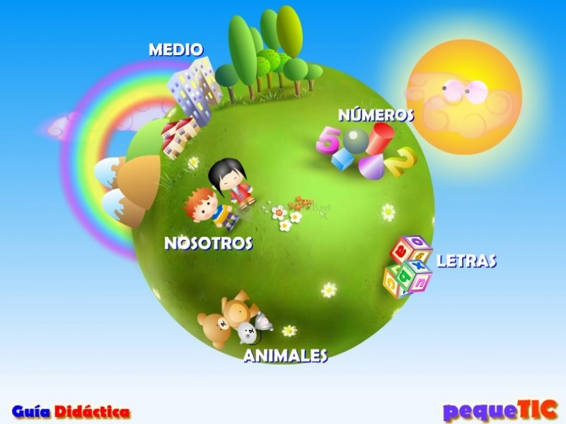 Pantallazo PequeTIC