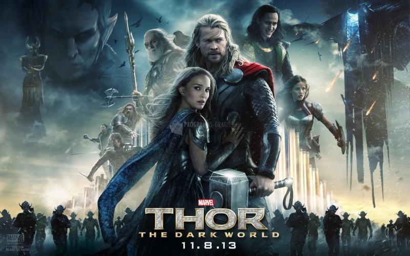 Pantallazo Thor: El mundo oscuro
