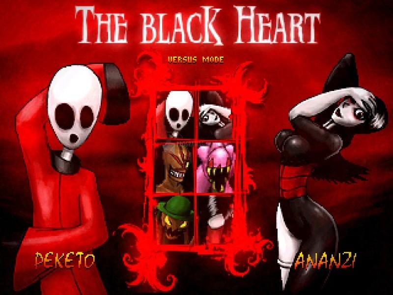 Pantallazo The Black Heart