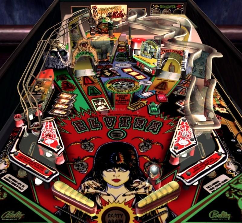 Pantallazo Pinball Arcade
