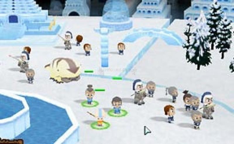 Pantallazo Avatar Bobble Battles