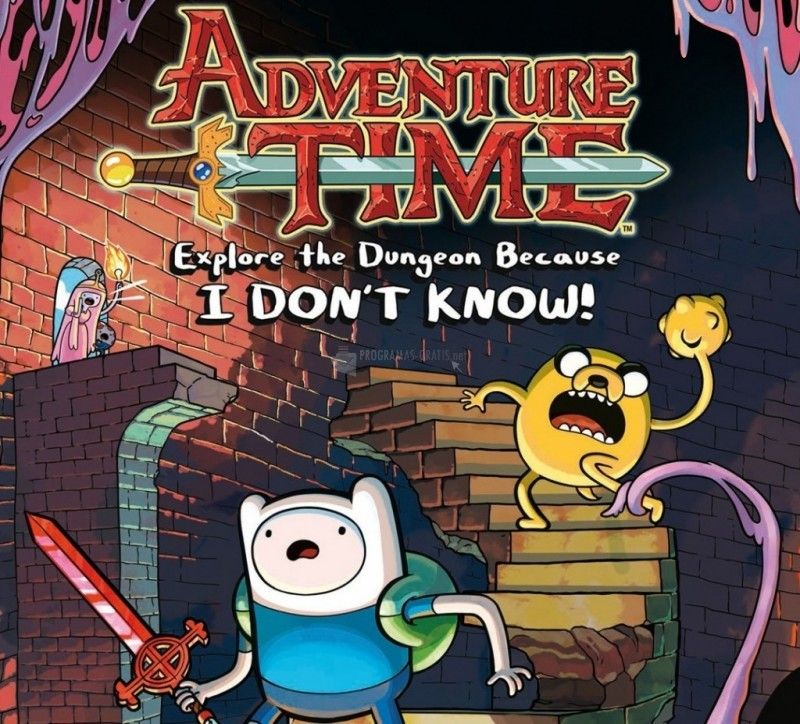 Pantallazo Adventure Time: Explore the Dungeon