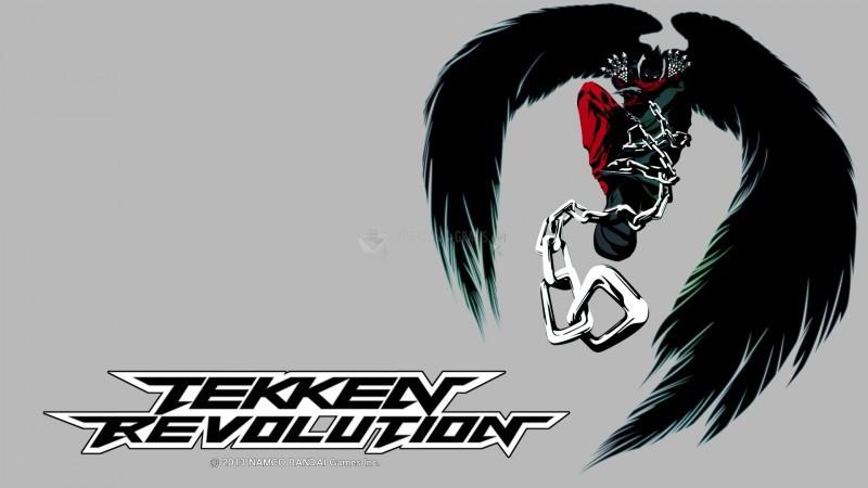 Pantallazo Tekken Revolution - Devil Jin