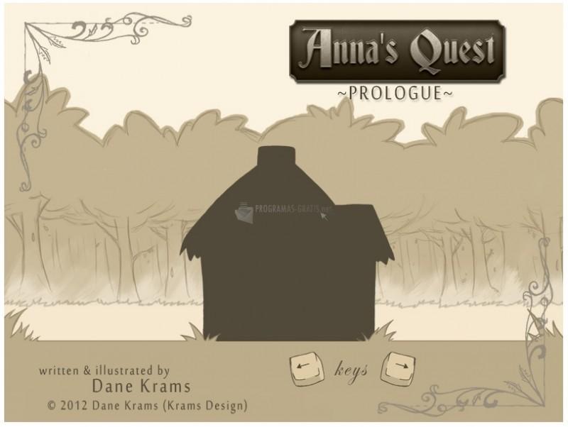 Pantallazo Anna`s Quest Prologue