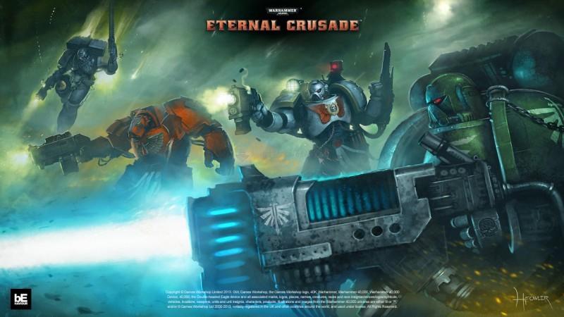 Pantallazo Warhammer 40000: Eternal Crusade
