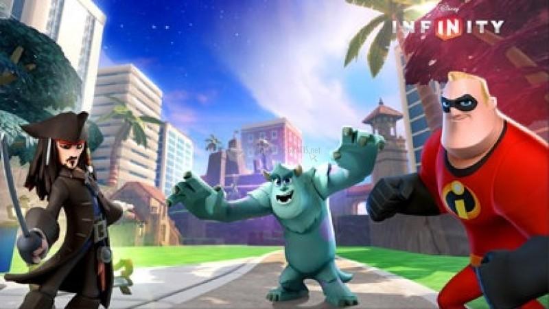 Pantallazo Disney Infinity
