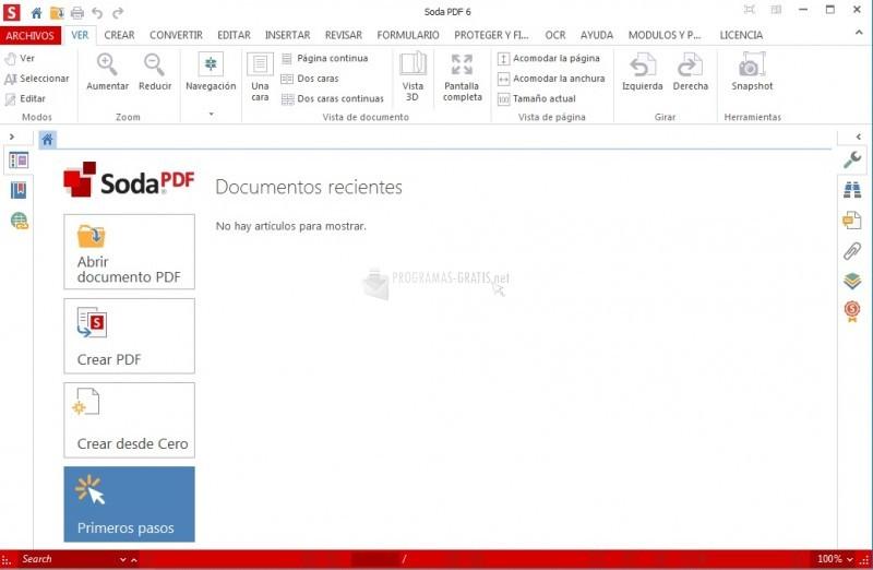 descargar programa para abrir pdf gratis español
