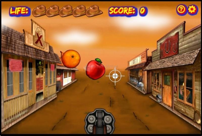 Pantallazo Fruit Cowboy