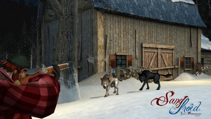 Pantallazo Sang-Froid - Tales of Werewolves