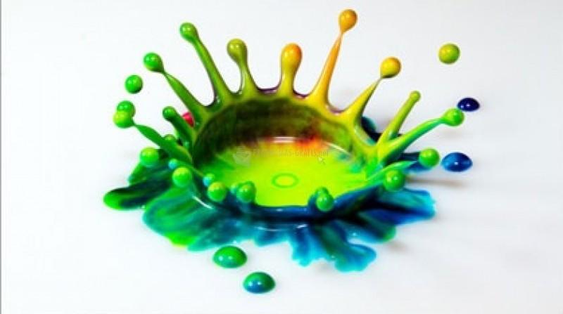 Pantallazo Manchas de color