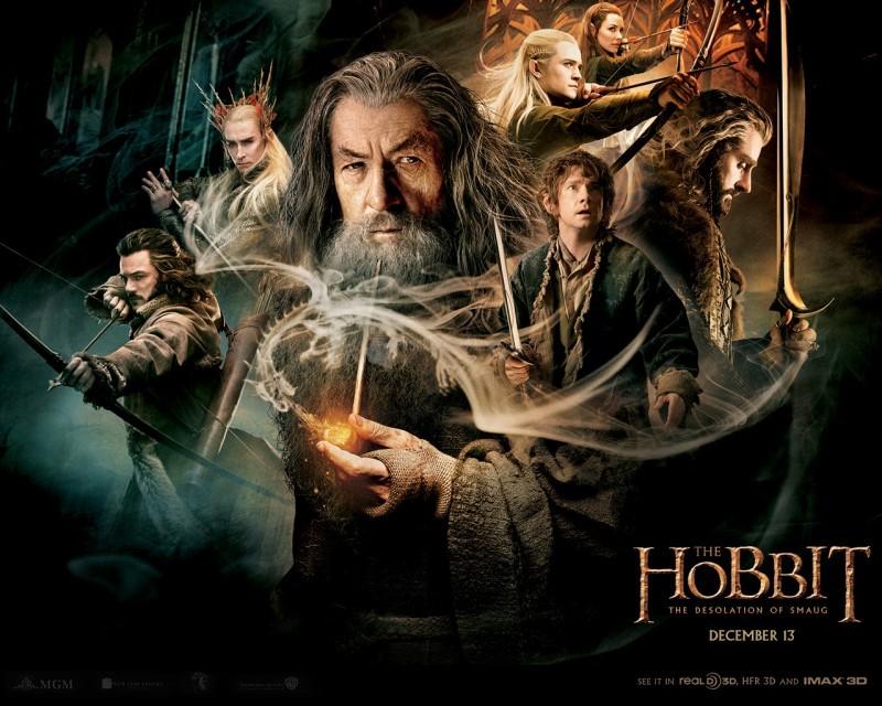 Pantallazo El Hobbit: La desolación de Smaug