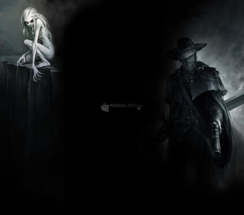 Pantallazo The Incredible Adventures of Van Helsing - Fondo