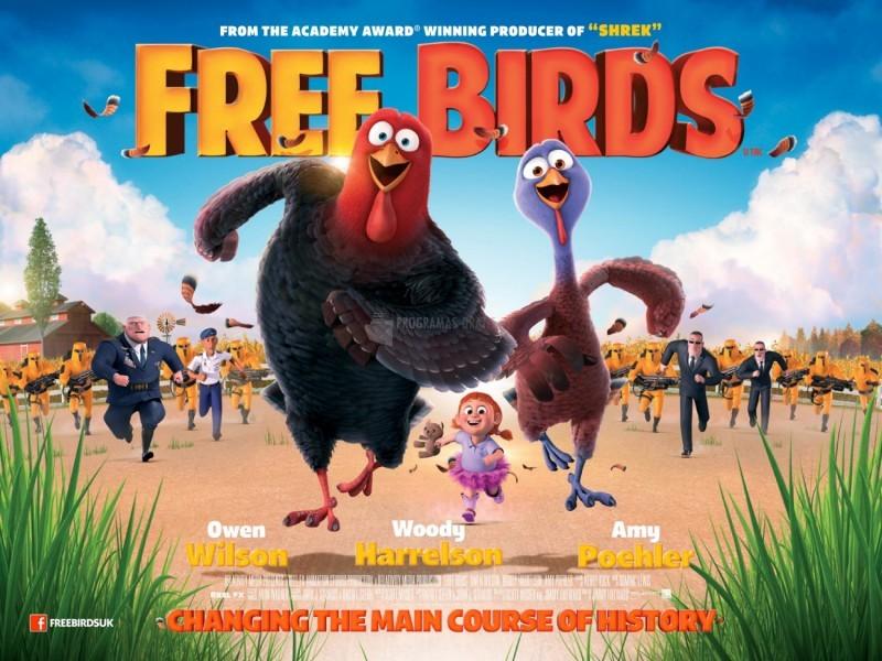 Pantallazo Free Birds (Vaya pavos)