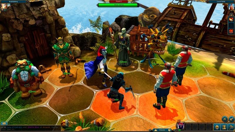 Pantallazo King's Bounty: Legions