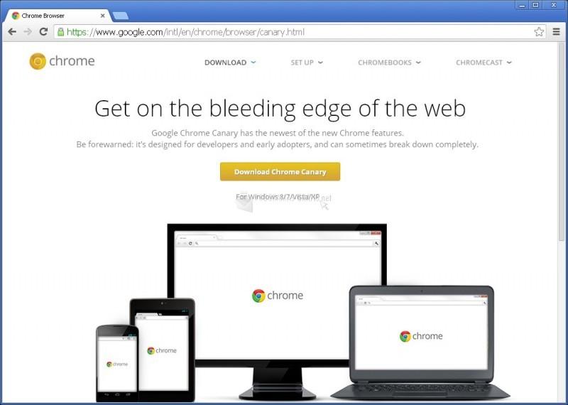 💿 Descargar Google Chrome Canary Gratis para Windows