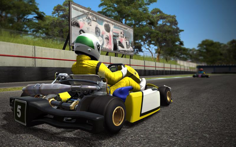 Pantallazo Game Stock Car 2013