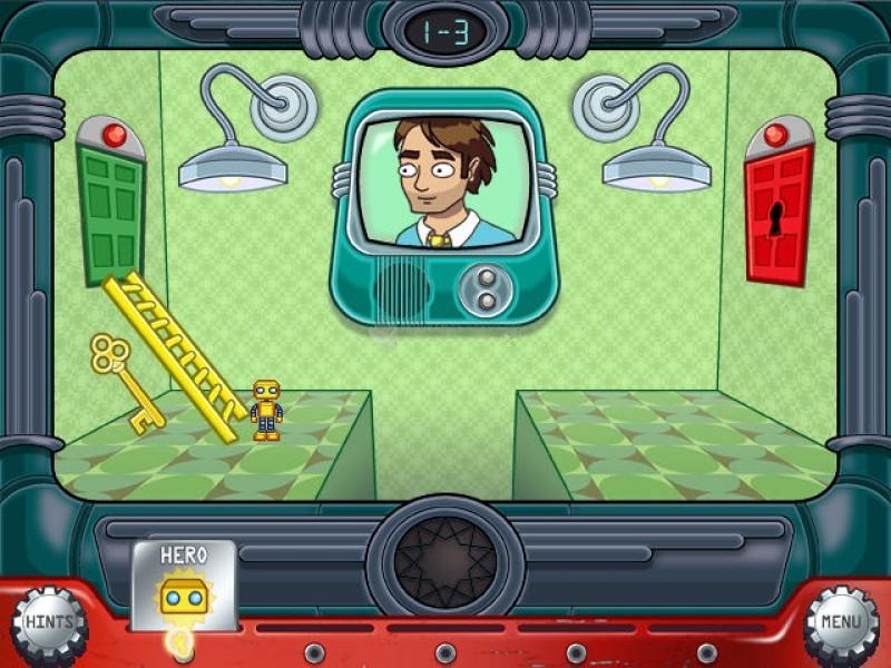 Pantallazo Puzzle Bots