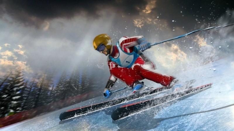 Pantallazo Ski Challenge