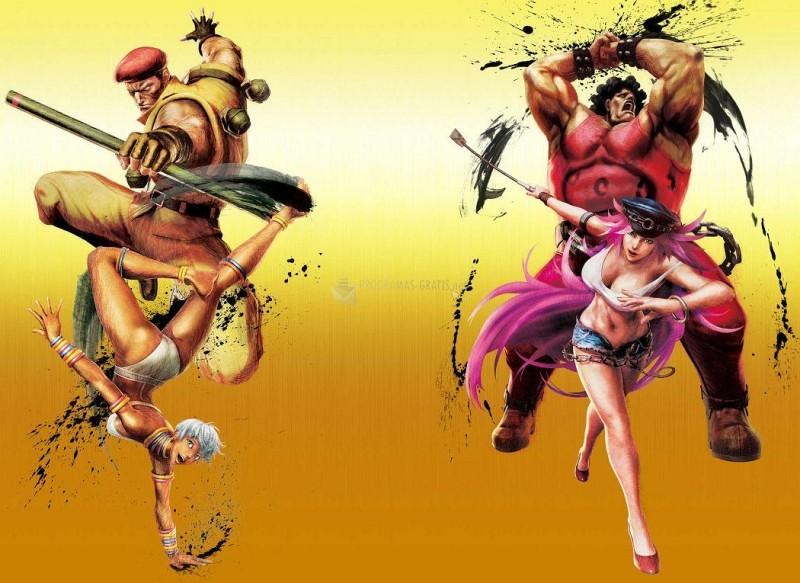 Pantallazo Ultra Street Fighter IV