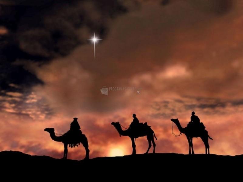 Pantallazo ¡Ya vienen los Reyes!