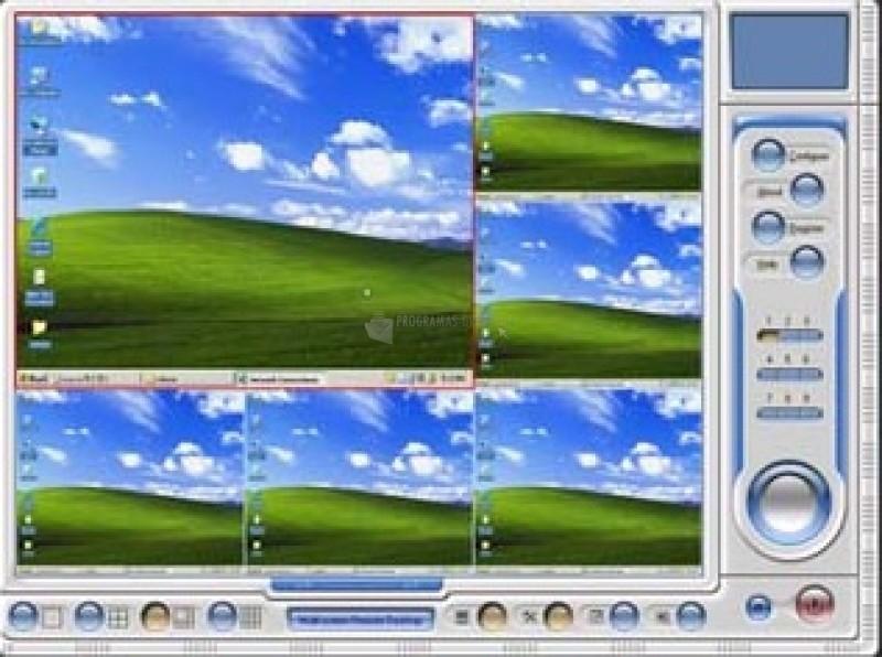 Pantallazo Multi Screen Remote Desktop