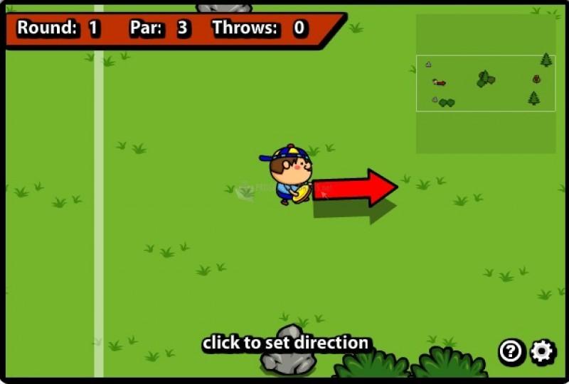 Pantallazo Disc Golf