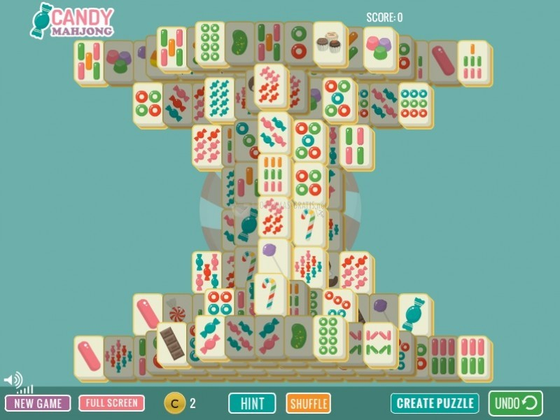 Pantallazo Candy Hourglass Mahjong