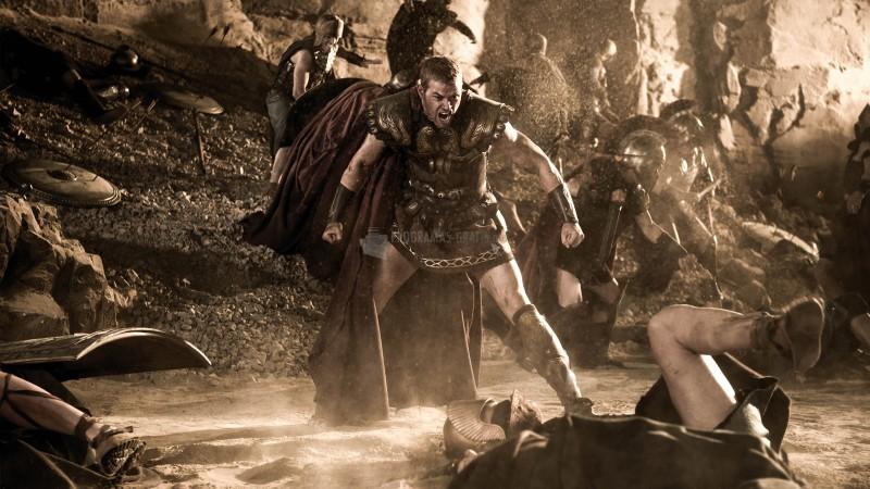 Pantallazo Hércules: El origen de la leyenda