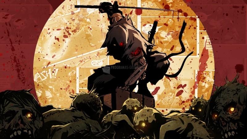 Pantallazo Yaiba: Ninja Gaiden Z