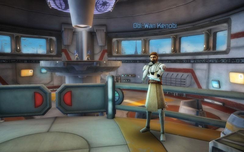 Pantallazo Star Wars: Clone Wars Adventures