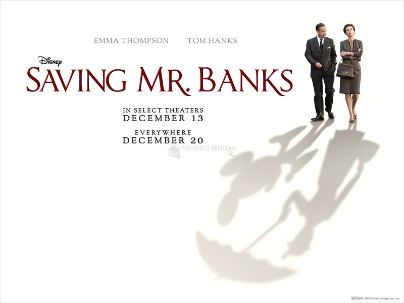 Pantallazo Al encuentro de Mr. Banks