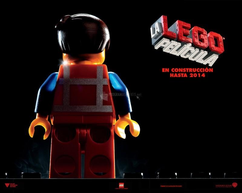 Pantallazo La Lego película