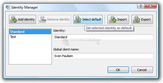 Captura TeamSpeak Client