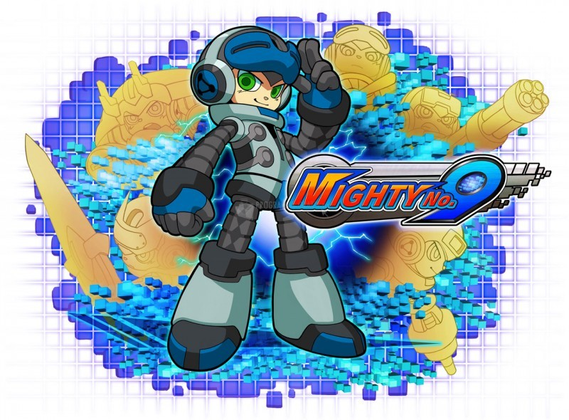 Pantallazo Mighty No. 9 Wallpaper