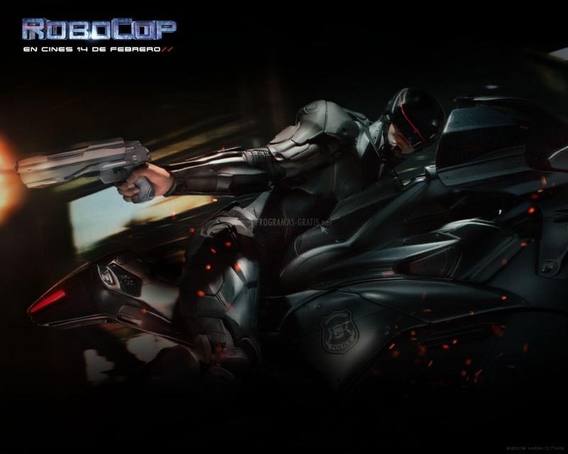 Pantallazo Robocop