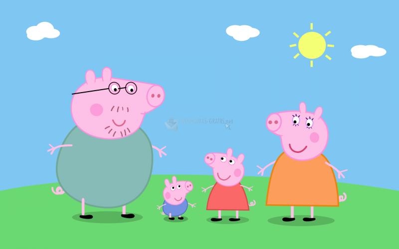 Peppa Pig  Descargar gratis en espaol