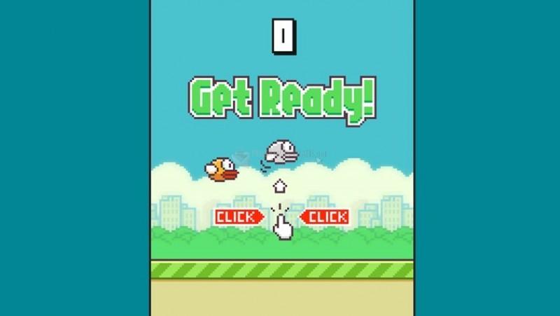 Pantallazo Flappy Birds