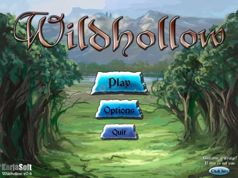 Pantallazo Wildhollow