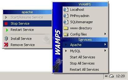wamp5 1.4.4