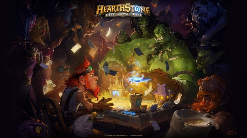Pantallazo Hearthstone: Heroes of Warcraft