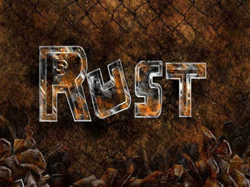 Pantallazo Rust