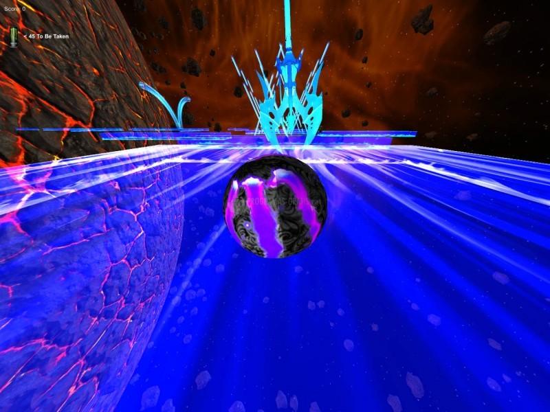 Captura de pantalla Nexus Ball